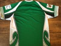 Classic Rugby Shirts   2008 New Zealand Maoris Vintage Old RL Jerseys